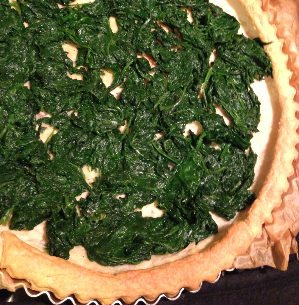 Spinach base